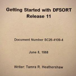 First Technical Writing Job